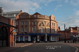 Andrew Howe's photograph of Urban Ruins in Worcester - Scala Theatre.