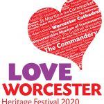 Love Worcester Heritage Festival 2020 logo