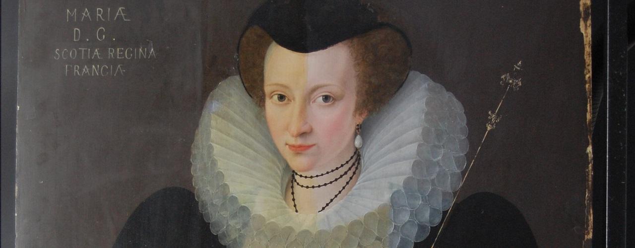 Portrait of a 17th century Lady